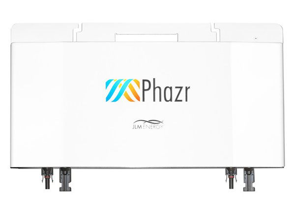 Scalable MicroStorage: Phazr by JLM Energy. A key advantage of MicroStorage is that a single solar panel can concurrently charge a battery and deliver energy to the grid. Designed for utility scale, C&I and residential use, Phazr reduces cost ...