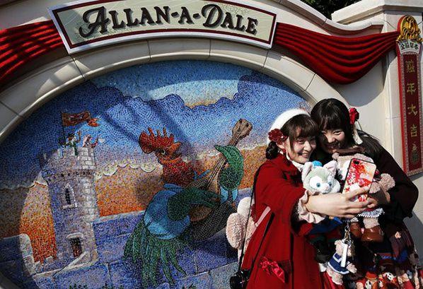 credit photo (PRNewsFoto/Shanghai Disney Resort)