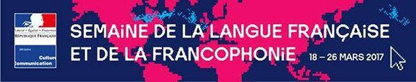 La Semaine de la langue française et de la Francophonie en librairies : du 18 au 26 mars, enlivrez-vous !