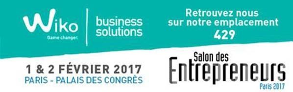 wiko salon des entrepreneurs paris