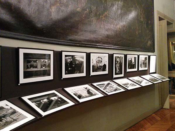 Première grande exposition de photos de Mario Dondero à Paris
