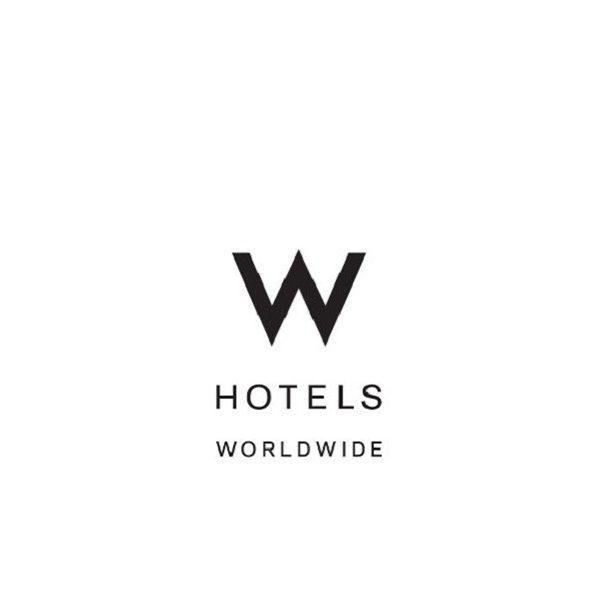 Hotels logo (PRNewsFoto/W Hotels Worldwide)