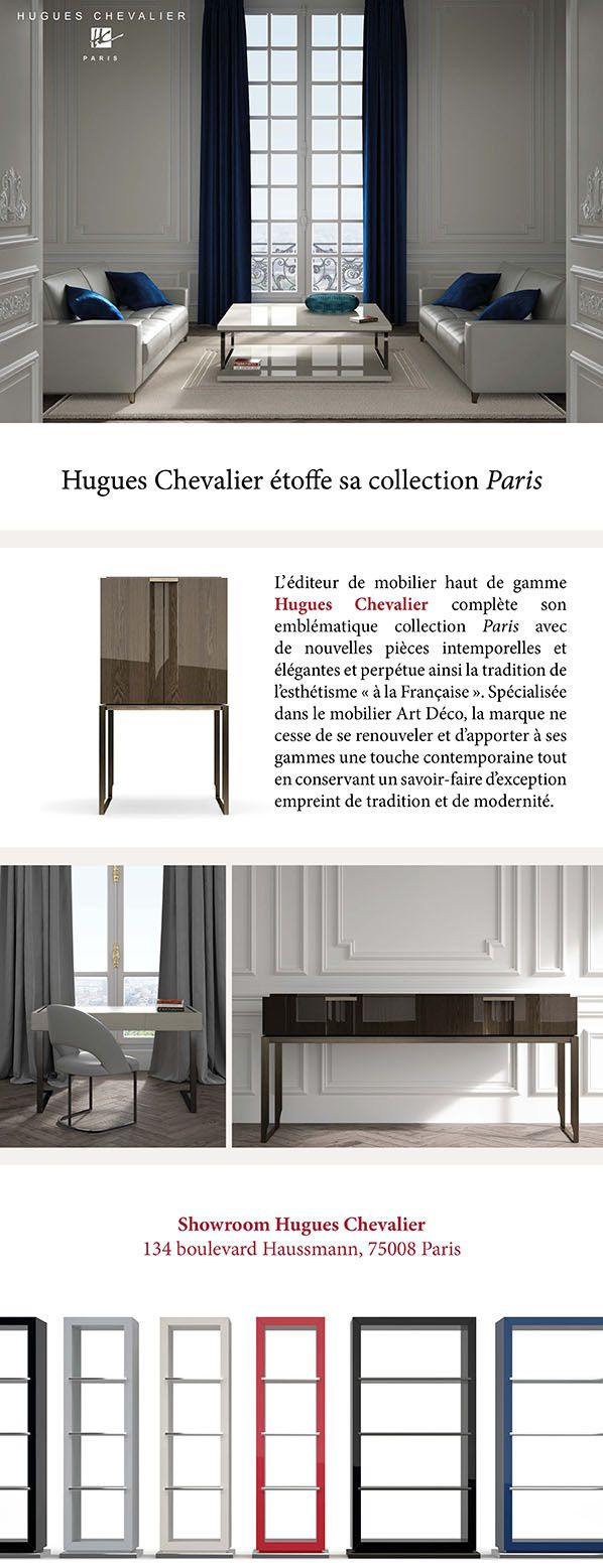 higues chevalier mobilier design paris