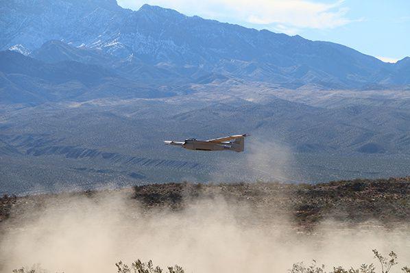 NIAS Arcturus UAV VTOL Credit photo ©NIAS