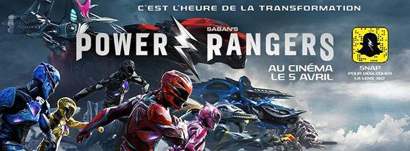 Et si tu te transformais en Ranger ?