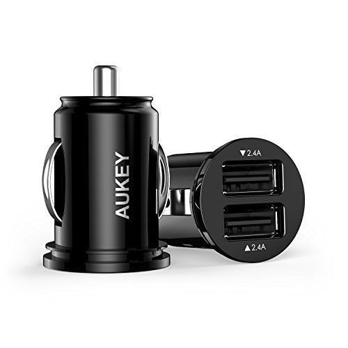 chargeur voiture aukey accessoire geek
