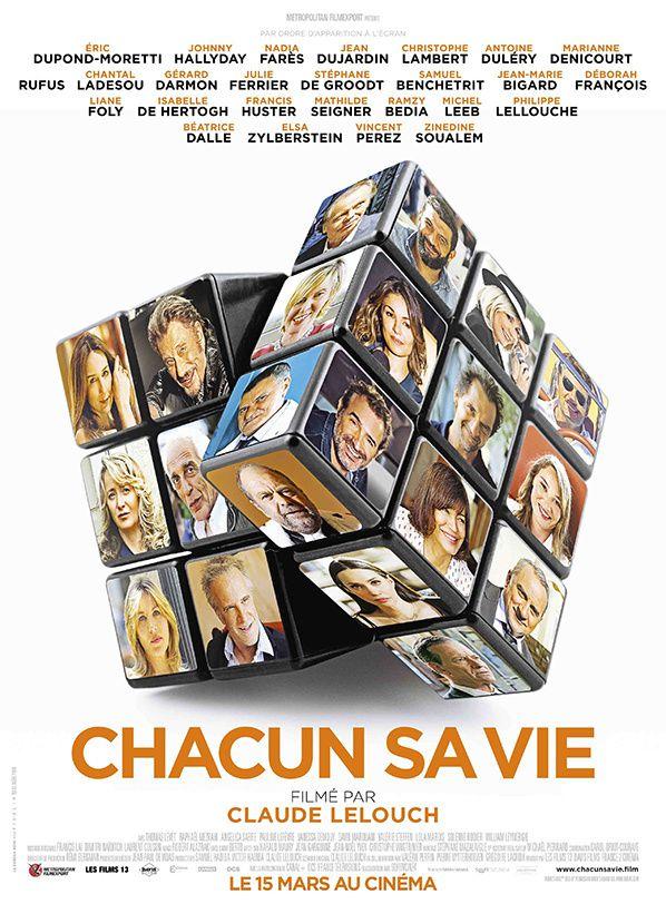 CHACUN SA VIE, le nouveau film de Claude Lelouch