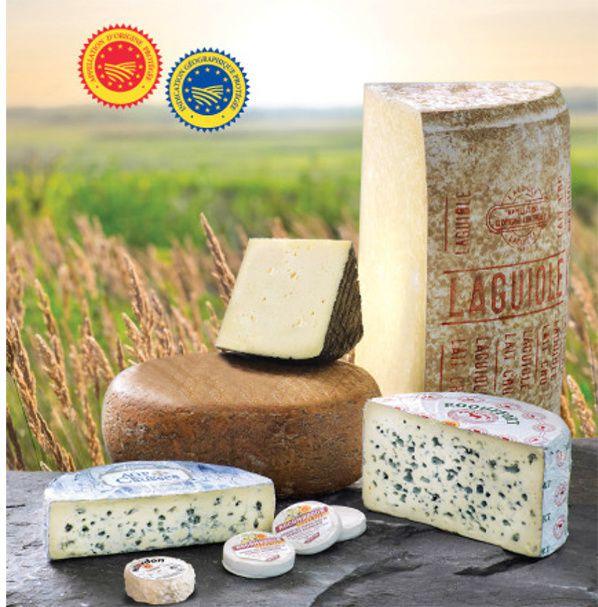 Les fromages de qualité d'Occitanie à la rencontre des Clermontais