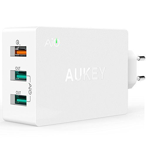 chargeur quick charge aukey