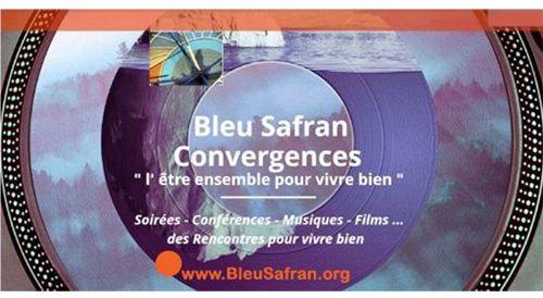 bleu safran convergences