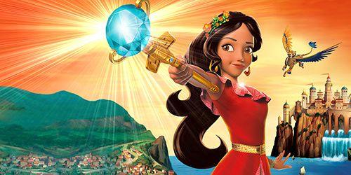 La nouvelle princesse Disney prend ses quartiers à partir du 8 avril
