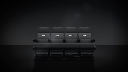 fauteuils cinema 4dx pathe la villette