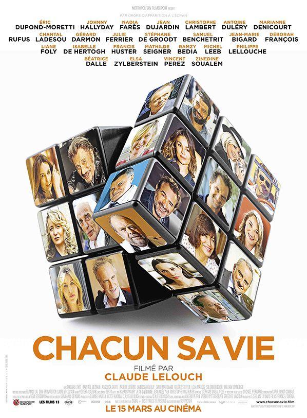 CHACUN SA VIE de Claude Lelouch