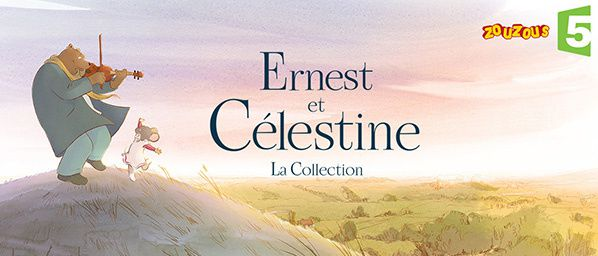 ernest celestine la collection zouzous france 5