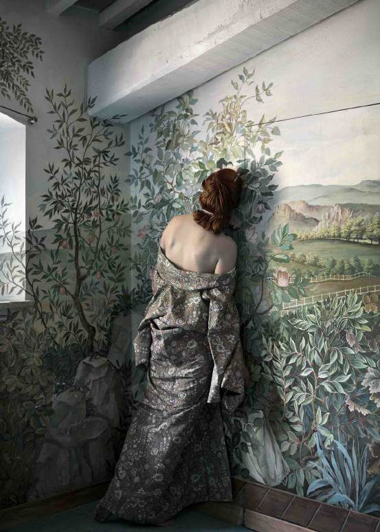 The Flower Room © Anja Niemi _ The Little Black Gallery