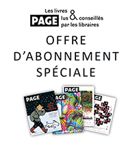 abonnement page des libraires
