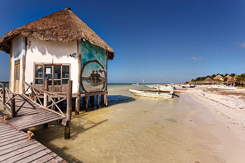 sla Holbox (Groupe CNW/Sunwing Vacations Inc.)