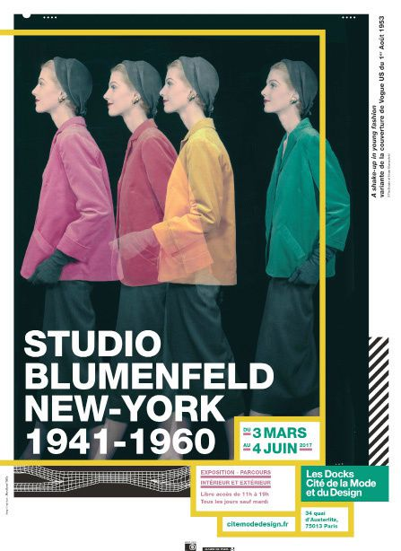 Studio Blumenfeld New-York 1941- 1960