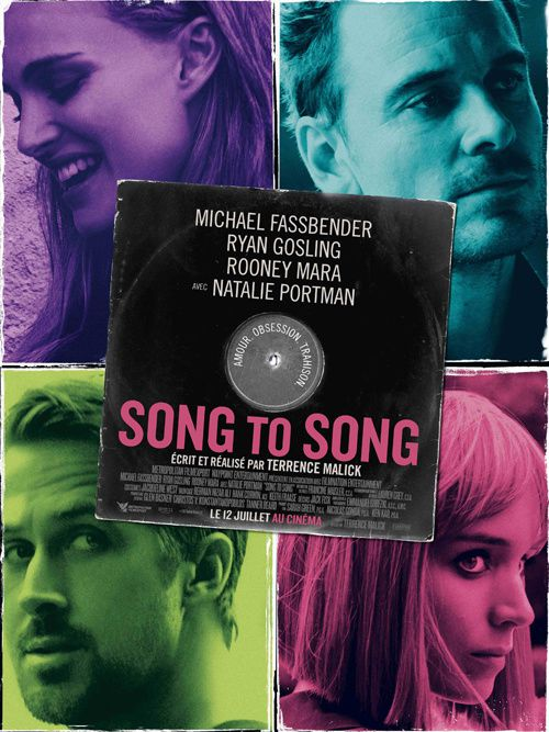 affiche film song to song