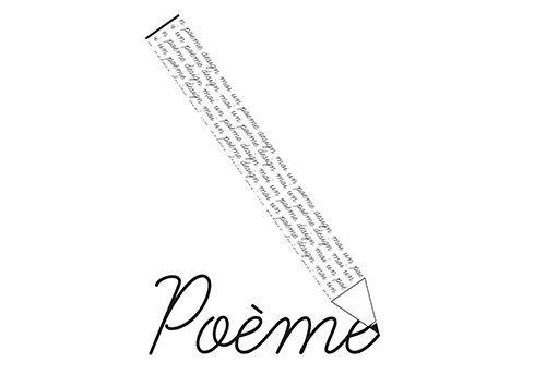 dsign moi un poeme