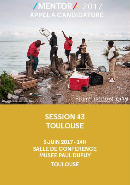 Appel à Auteurs Prix Mentor 2017 Session #3 Toulouse
