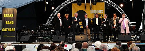 inauguration limoux brass festival