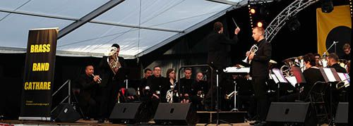 brass band cathare