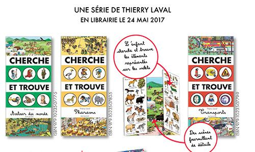 collection culte thierry laval