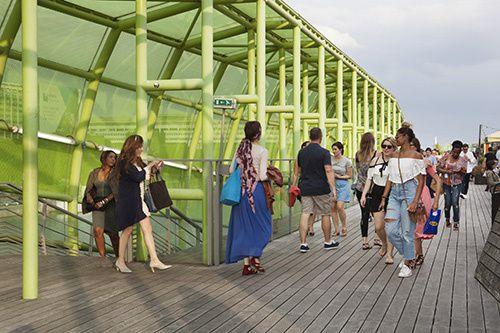 Festival #Ensemble : premier festival participatif de la Cité de la mode et du design