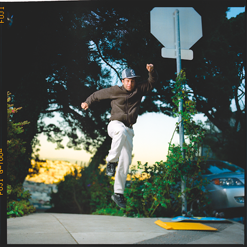 No Skateboarding - Mark Gonzales