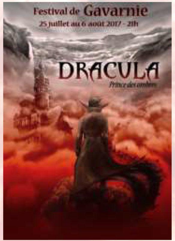 Dracula au Festival de Gavarnie du 25 juillet au 6 août