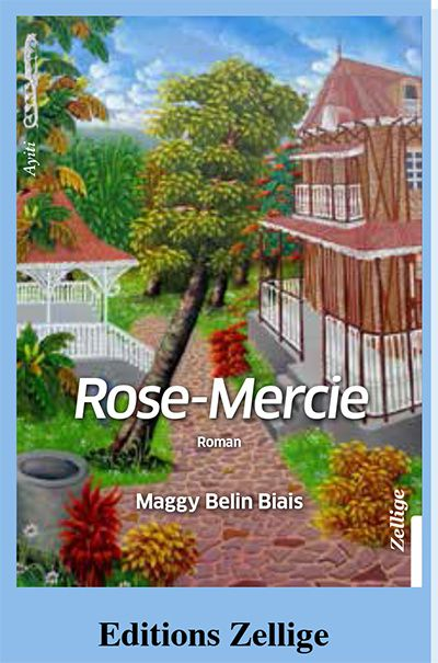 couverture rose mercie