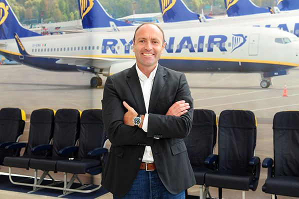 Kenny Jacobs Ryanair