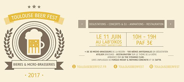Toulouse Beer Fest L'association Plan G Prod