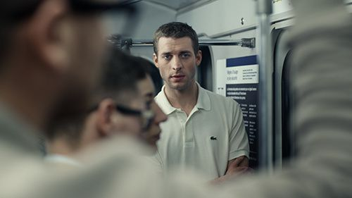 timeless campagne polo lacoste