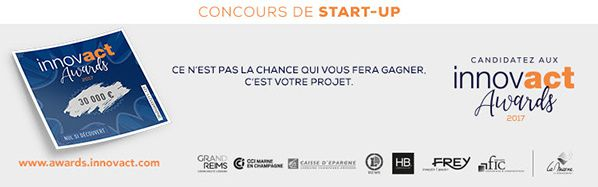 innovact reims concours de start up