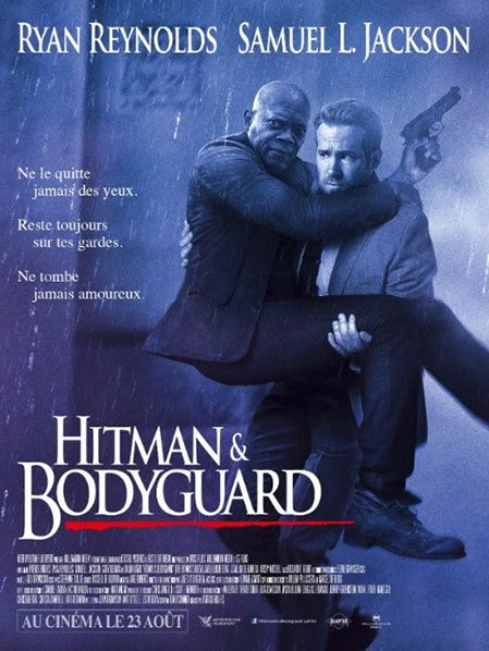 affiche hitman and boydguard