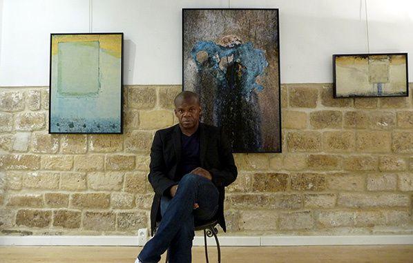 Jean-claude N'Doumbé  exposition passerelle