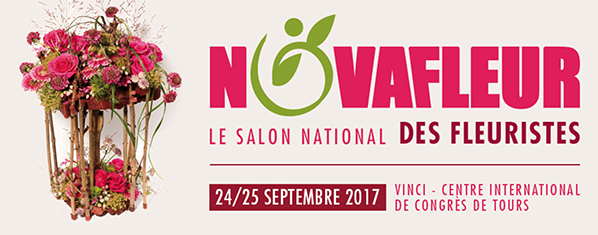 NOVAFLEUR, le salon national des fleuristes