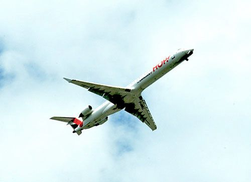 hop! Air France