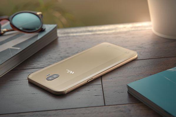 WIM - Design - Chrome Gold