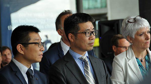 huabing Wang, président de Casil Europe