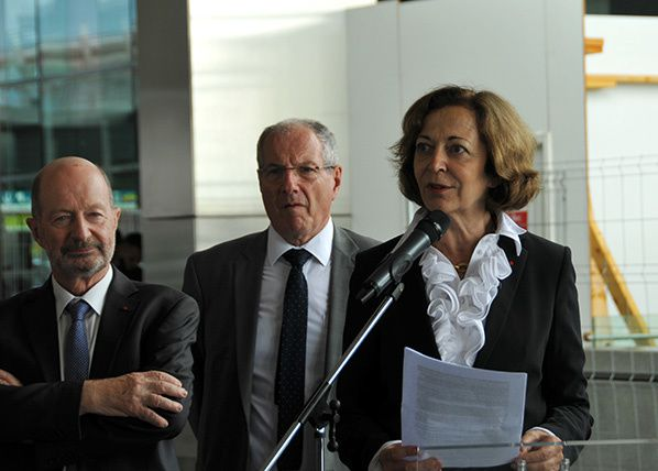 Anne-Marie Idrac, Chair of the Toulouse-Blagnac Airport Supervisory Board
