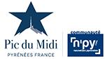 pic du midi pyrenees france panorama tourisme
