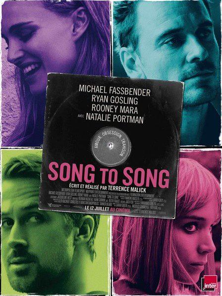 affiche film cinema sog to song