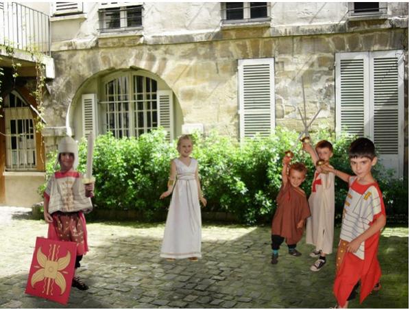 Vacances - Enfants : balades insolites découvrir Paris