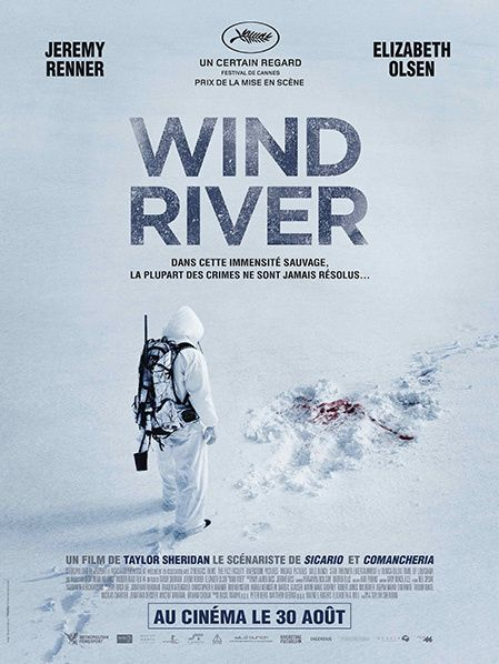 wind river le film affiche