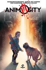 Animosity - tome 1 comics bd