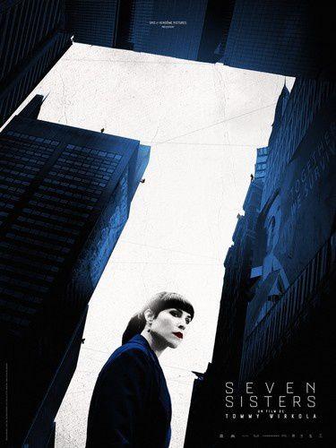 SEVEN SISTERS vous fait voir Noomi Rapace en septuple, découvrez son incroyable performance dans le thriller SEVEN SISTERS