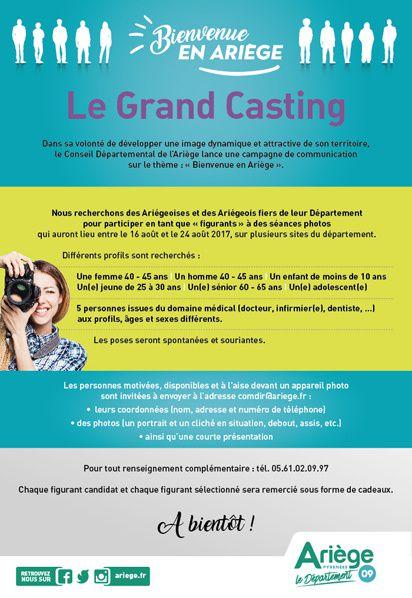 Bienvenue en Ariège : Le Grand Casting